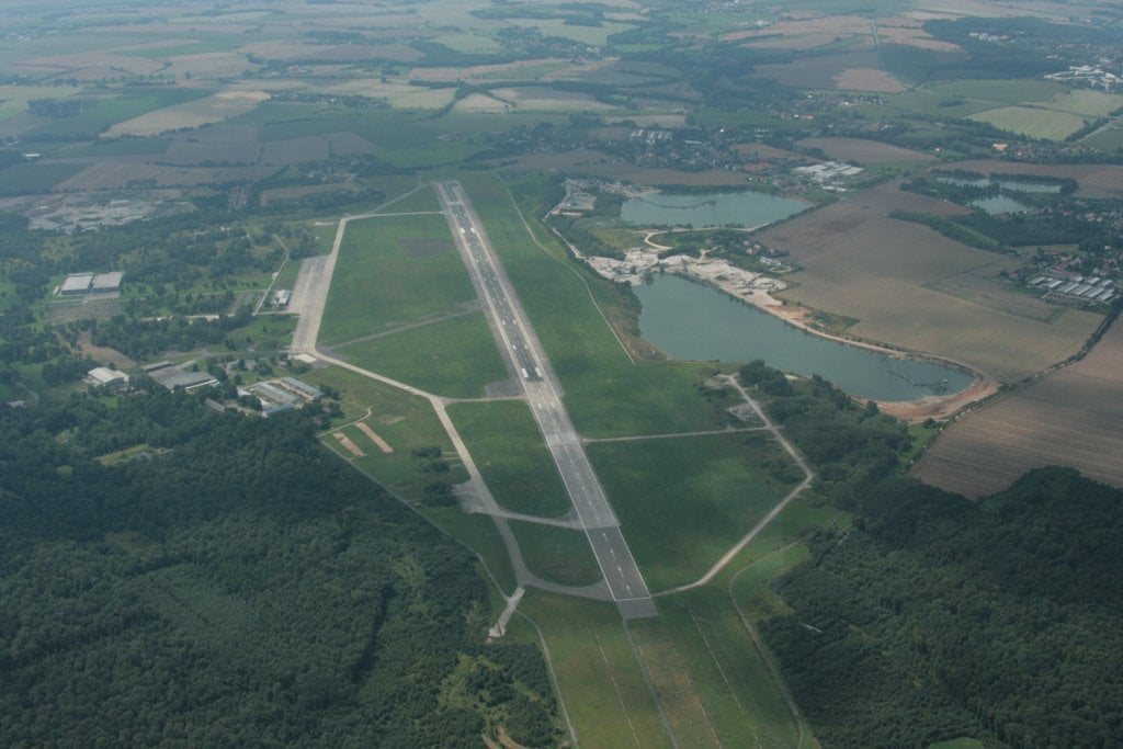 Flugplatz Altenburg-Nobitz