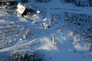 Fichtelberg Skigebiet