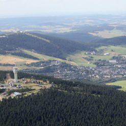 Keilberg und Oberwiesenthal