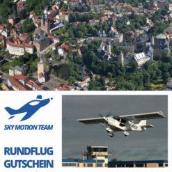 Gutschein Rundflug Altenburg