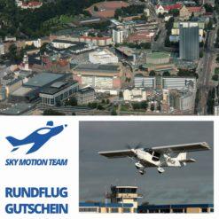 Gutschein Rundflug Chemnitz