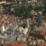 Städteflug – Gera, Jena, Weimar