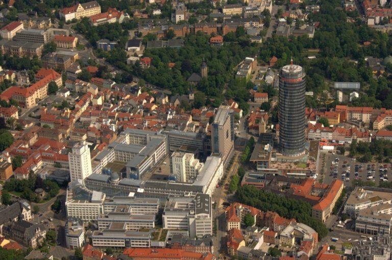 Rundflug Jena