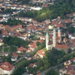 Rundflug Naumburg – Halle entlang der Saale