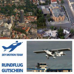 Gutschein Städte-Rundflug