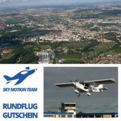 Gutschein Rundflug Zwickau