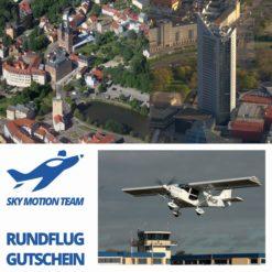 Gutschein Rundflug Osterland