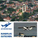Gutschein Rundflug Naumburg Halle