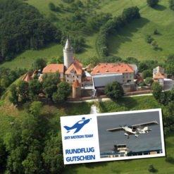 Gutschein Rundflug Saale-Holzland-Kreis-Holzland-Kreis