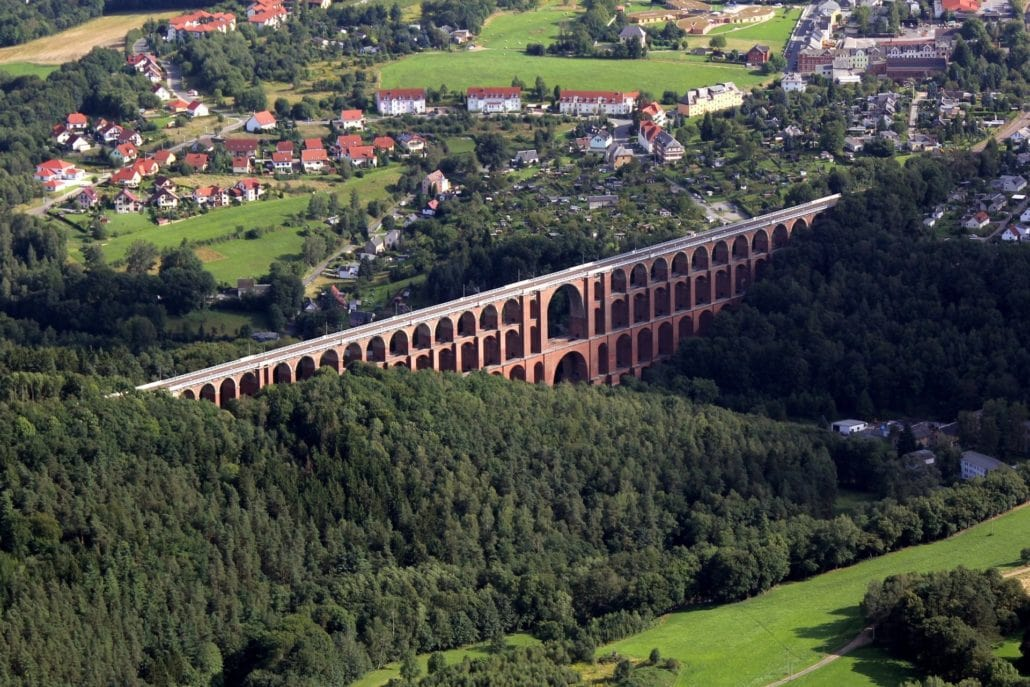 Vogtland: Göltzschtalbrücke