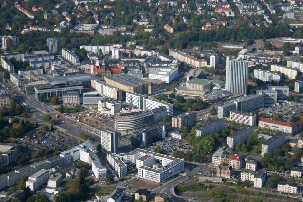 Chemnitz, Innenstadt