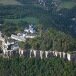 Rundflug Erzgebirge, Sächsische Schweiz und Dresden