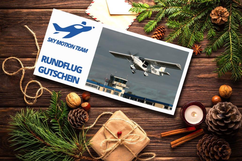Rundflug Angebote zu Weihnachten