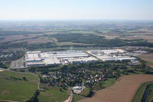VW-Werk Mosel bei Zwickau