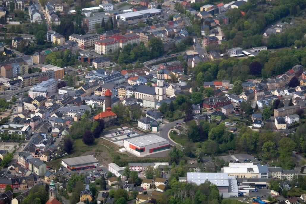 Auerbach im Vogtland