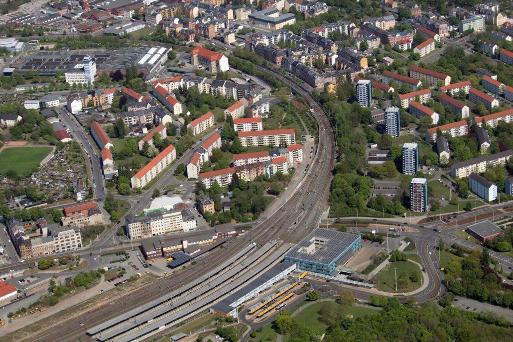 Plauen Oberer Bahnhof